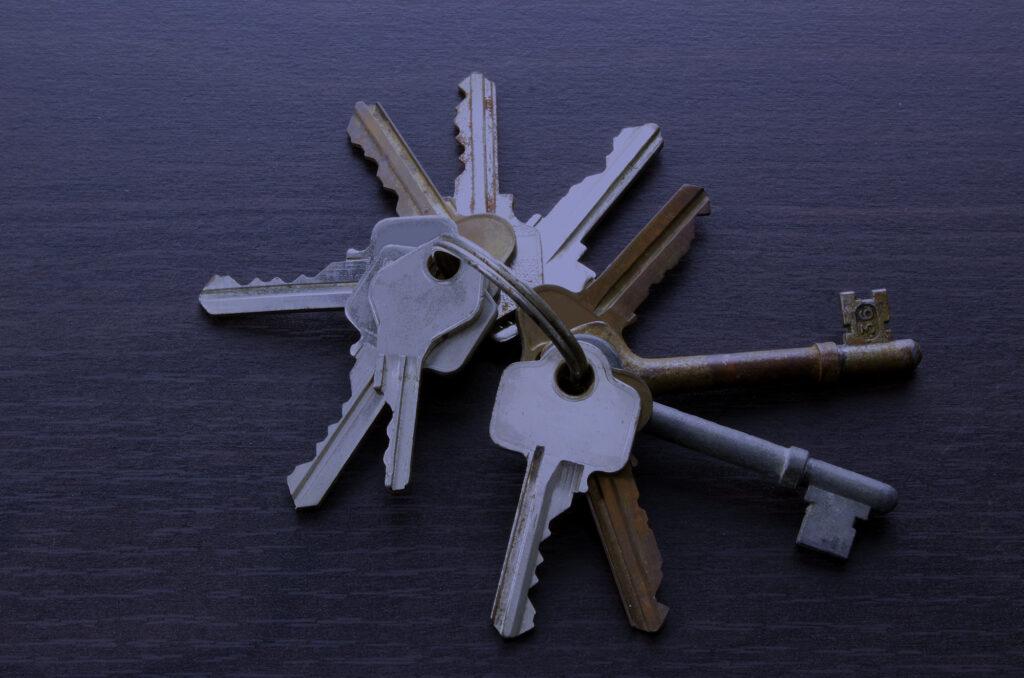 keyholding